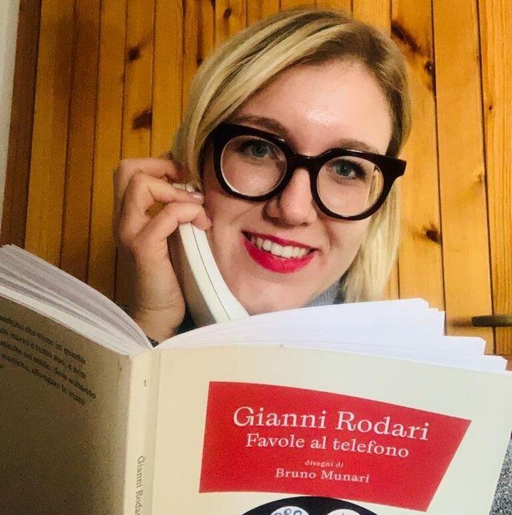 Margherita Nucci legge Gianni Rodari