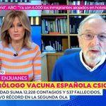 El mayor experto de coronavirus de España expone su teoría sobre lo que está pasando en
