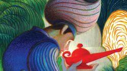 La storia vera di Aladino e della lampada magica (di M.