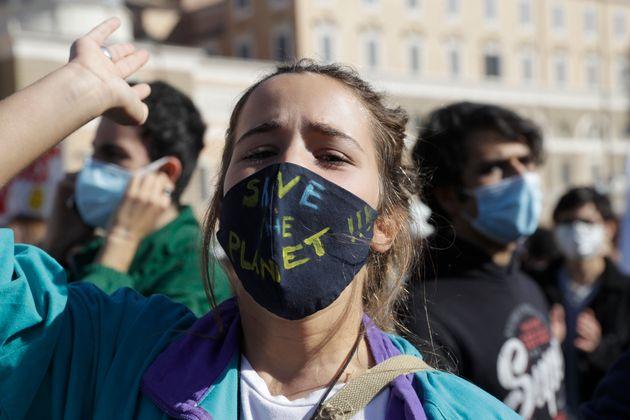 I giovani per il clima chiamano, la loro voce non si può