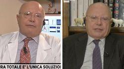 L'ubiquità tv di Galli: il professore va in onda contemporaneamente su Rai3 e