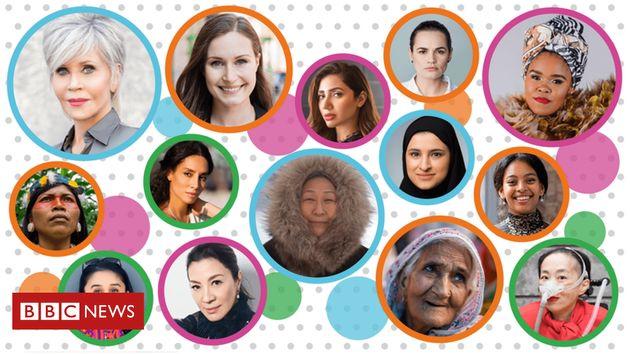 Le 100 donne del 2020 secondo