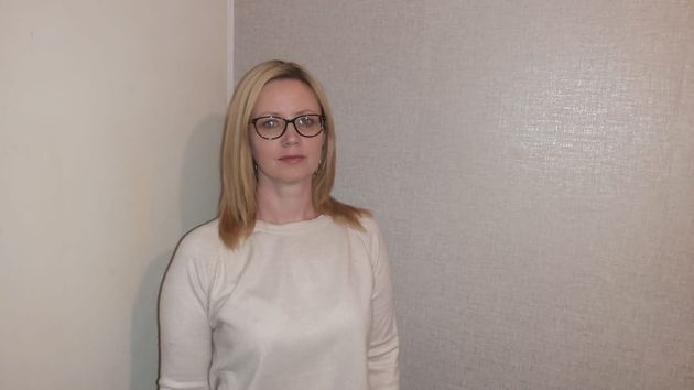Sarah James, local government worker in the West