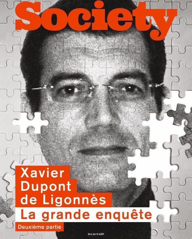 Affaire De Ligonnès, l'enquête de Society, août