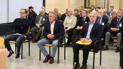 Varios cabecillas de la trama Gürtel, condenados a hasta 15 años de cárcel por la visita del