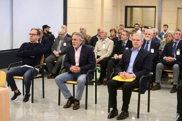 Condenas de hasta 15 años a la red Gürtel por la visita del papa a