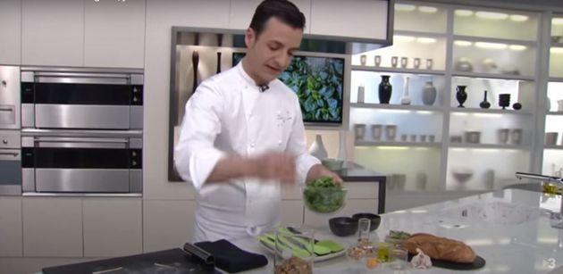 El chef Raül