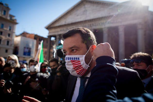 """Dal Veneto al Lazio, i """"pieni poteri"""" di Salvini nella Lega"""