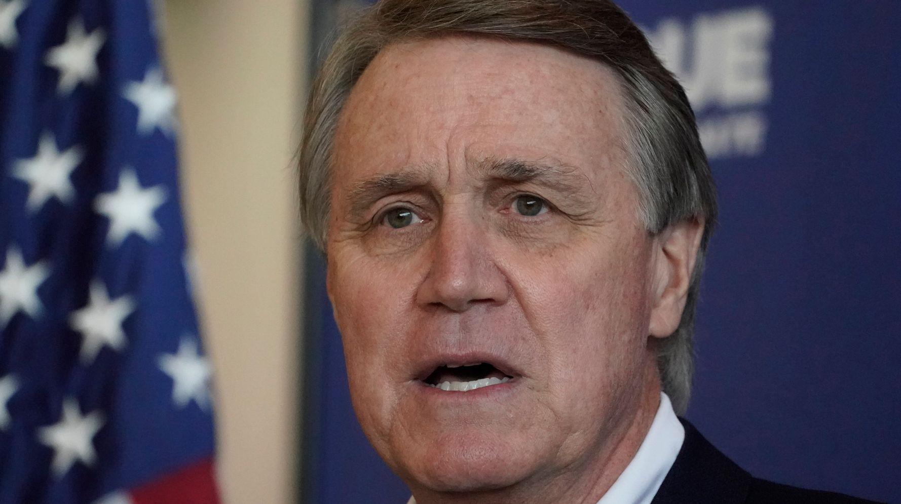Ga. Sen. Perdue Boosts Wealth With Well-Timed Stock Trades