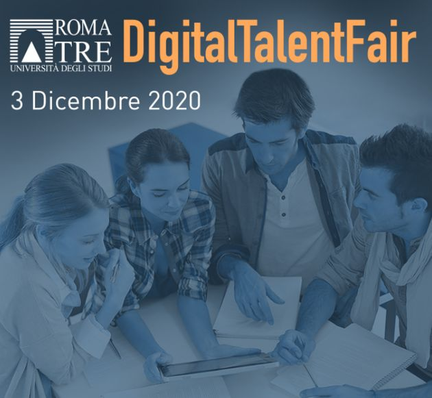 Roma Tre Digital Talent