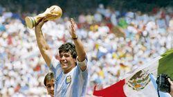 Diego Maradona est mort à l'âge de 60
