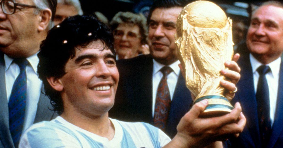 Football Legend Diego Maradona Has Died
