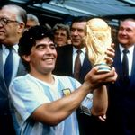 Football Legend Diego Maradona Has