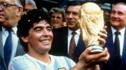 Football Legend Diego Maradona Has