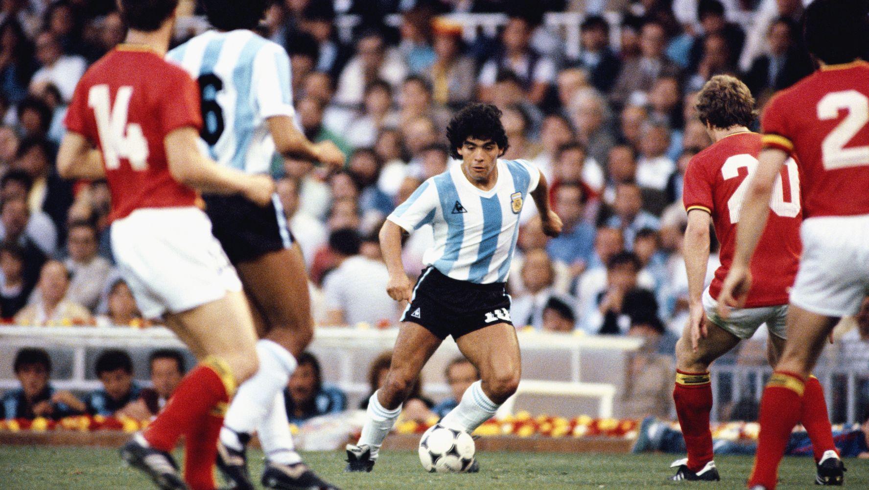 Argentina Soccer Superstar Diego Maradona Dead At 60