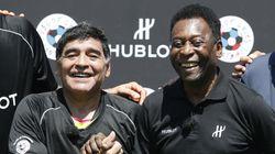 Addio a Maradona, Pelé: