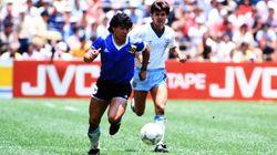 But du siècle et main de Dieu, le match qui a rendu Maradona