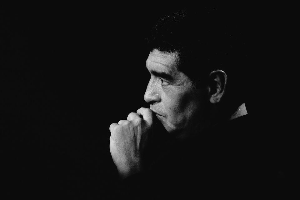 Addio Diego Armando Maradona, il Dio del
