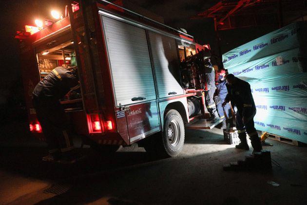 Εργατικό δυστύχημα Ρέντη: Νεκρός εργάτης μεταφορικής