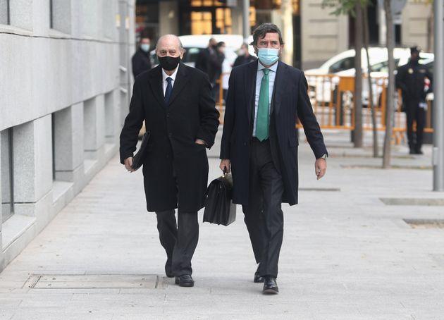 Fernández Díaz y su