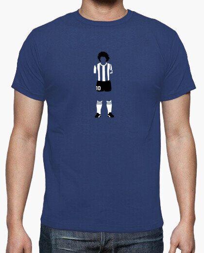 Camiseta El Pelusa en La