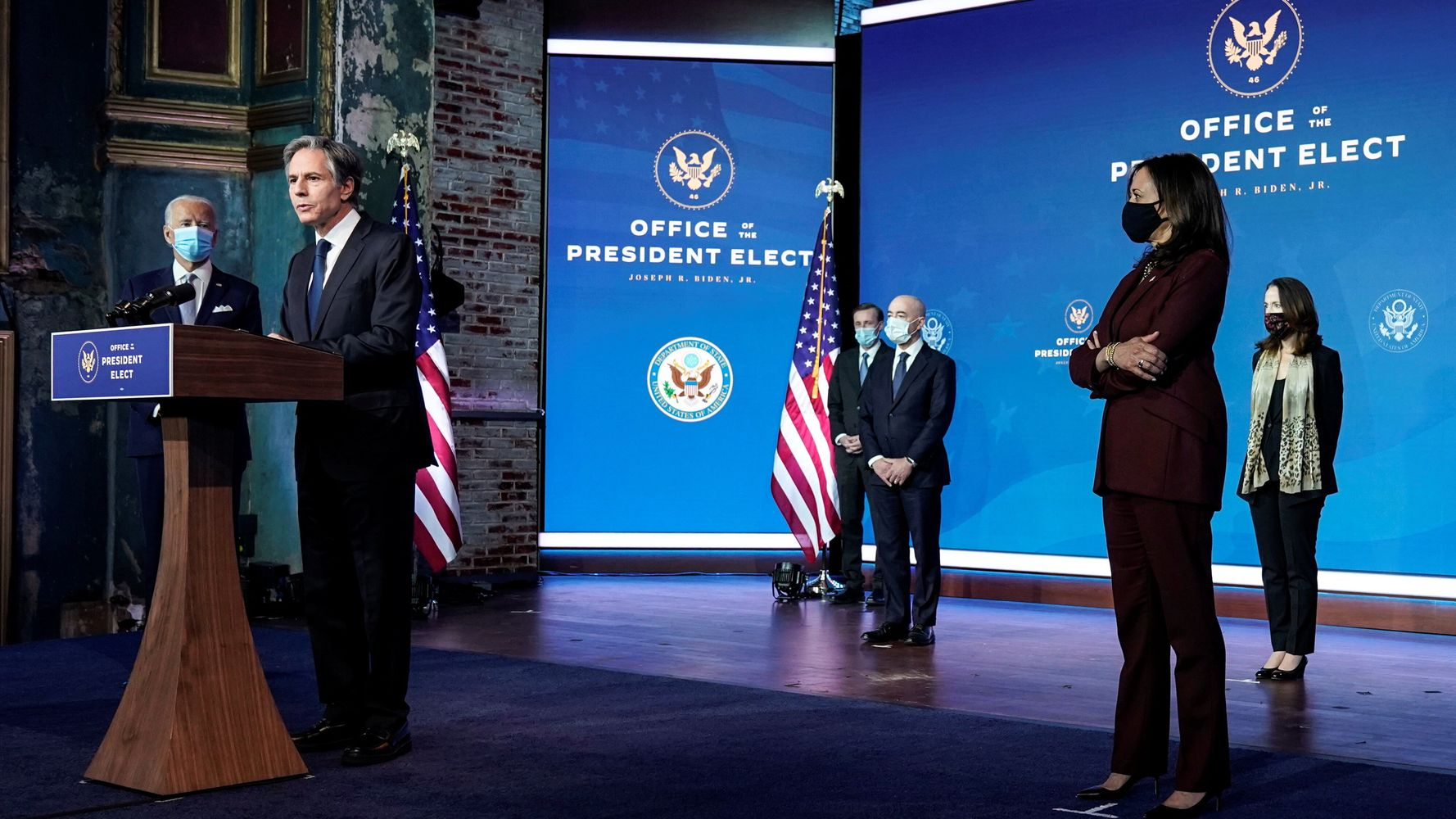 The Key Point About Joe Biden's National Security Picks: It's Truly The Biden Show