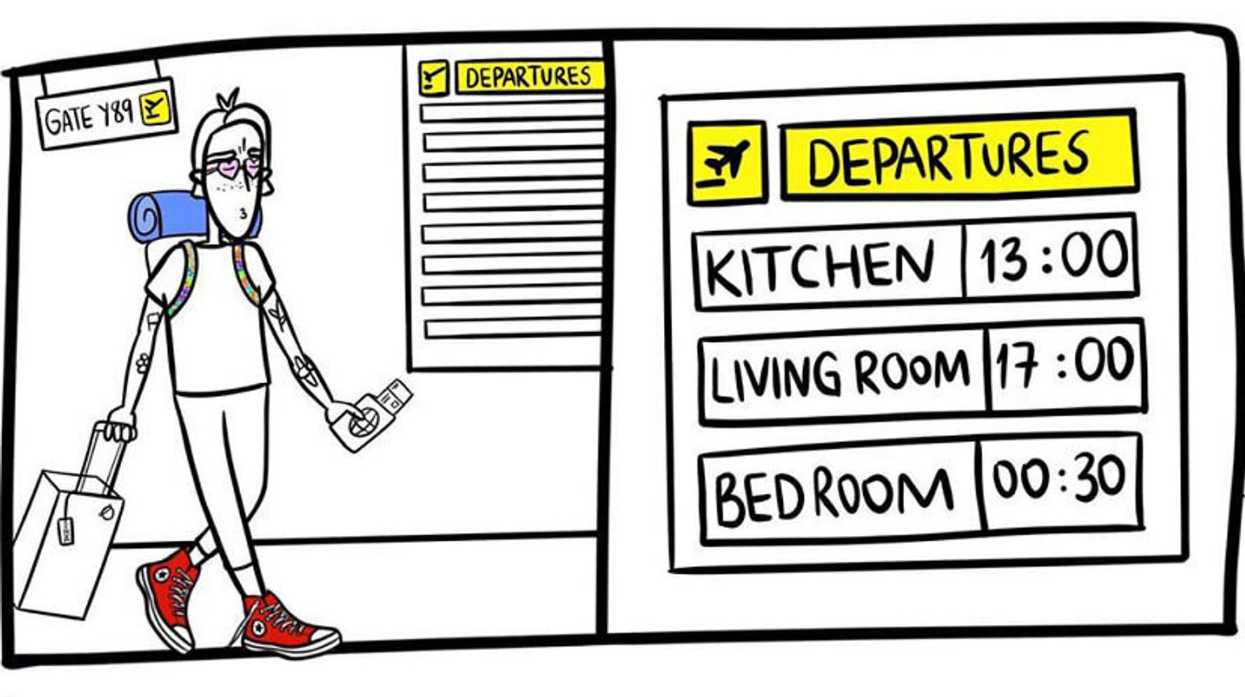 These Comics Perfectly Sum Up The Highs And Lows Of Quarantine Life