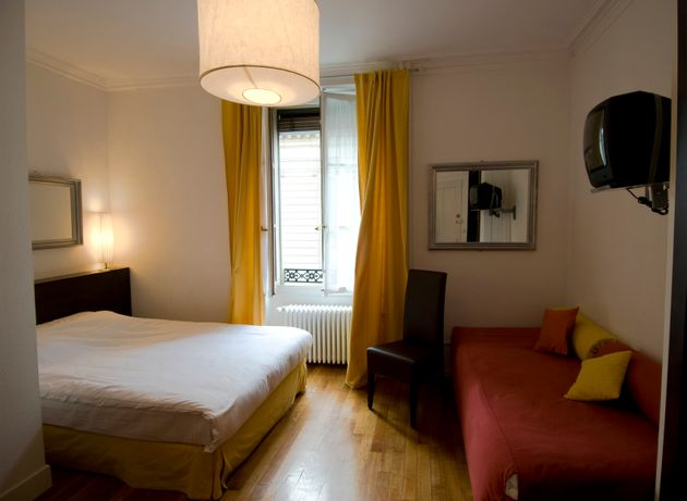 ホテルの部屋のイメージ写真