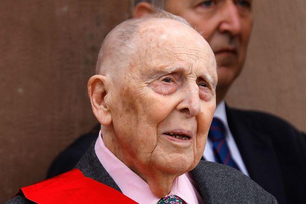 Daniel Cordier, ancien secrétaire de Jean Moulin durant la Résistance, est mort à...