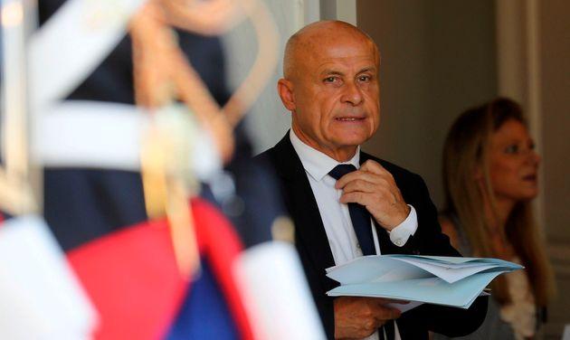 Olivier Poivre d'Arvor, ici photographié au mois de juin dernier, était jusqu'alors ambassadeur...
