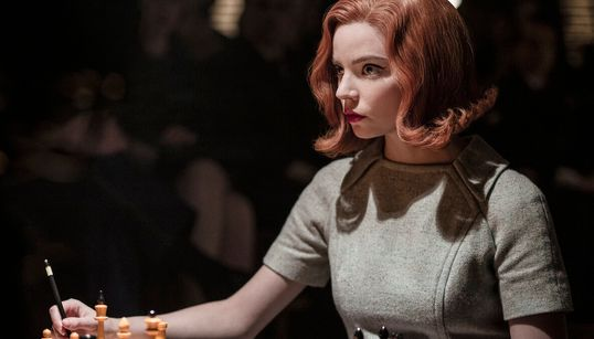 Netflix『クイーンズ・ギャンビット』に反響。注目は男性チェスプレイヤーの描き方