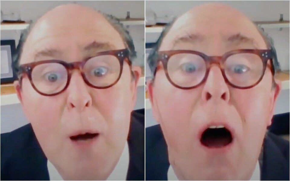 John Lithgow Hits Giuliani With Another Unhinged Impression, Oozing Face And All