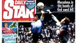 34 ans après, l'anti-hommage de ce tabloïd anglais à