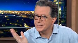 Colbert Nails Why Biden May Have A Hard Time Reading Trump's
