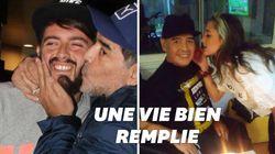 Diego Maradona, une vie sentimentale
