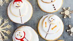 3 recettes de biscuits de Noël qui n'ont rien à envier aux bonhommes de pain