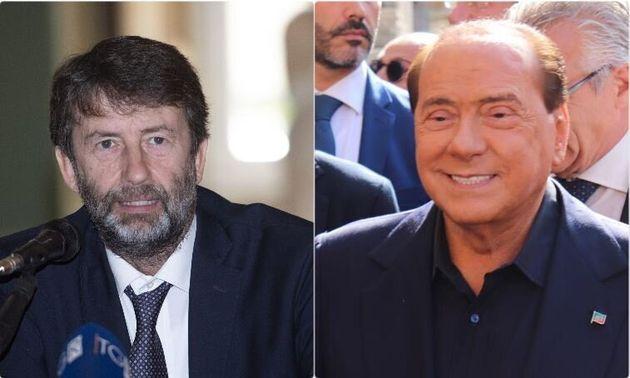 Dario Franceschini Silvio