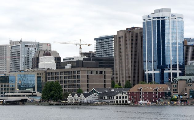 A view of the downtown in Halifax, N.S., July 13, 2019. Nova Scotia has instituted temporary rent controls...