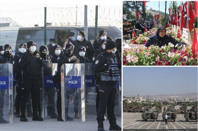 """Golpe fallito in Turchia, 356 condanne. 79 ergastoli a testa per i 4 """"Imam civili"""""""