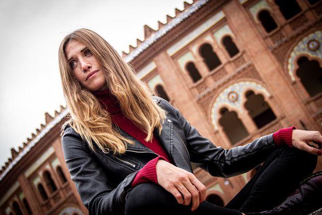 Amanda Romero en Las
