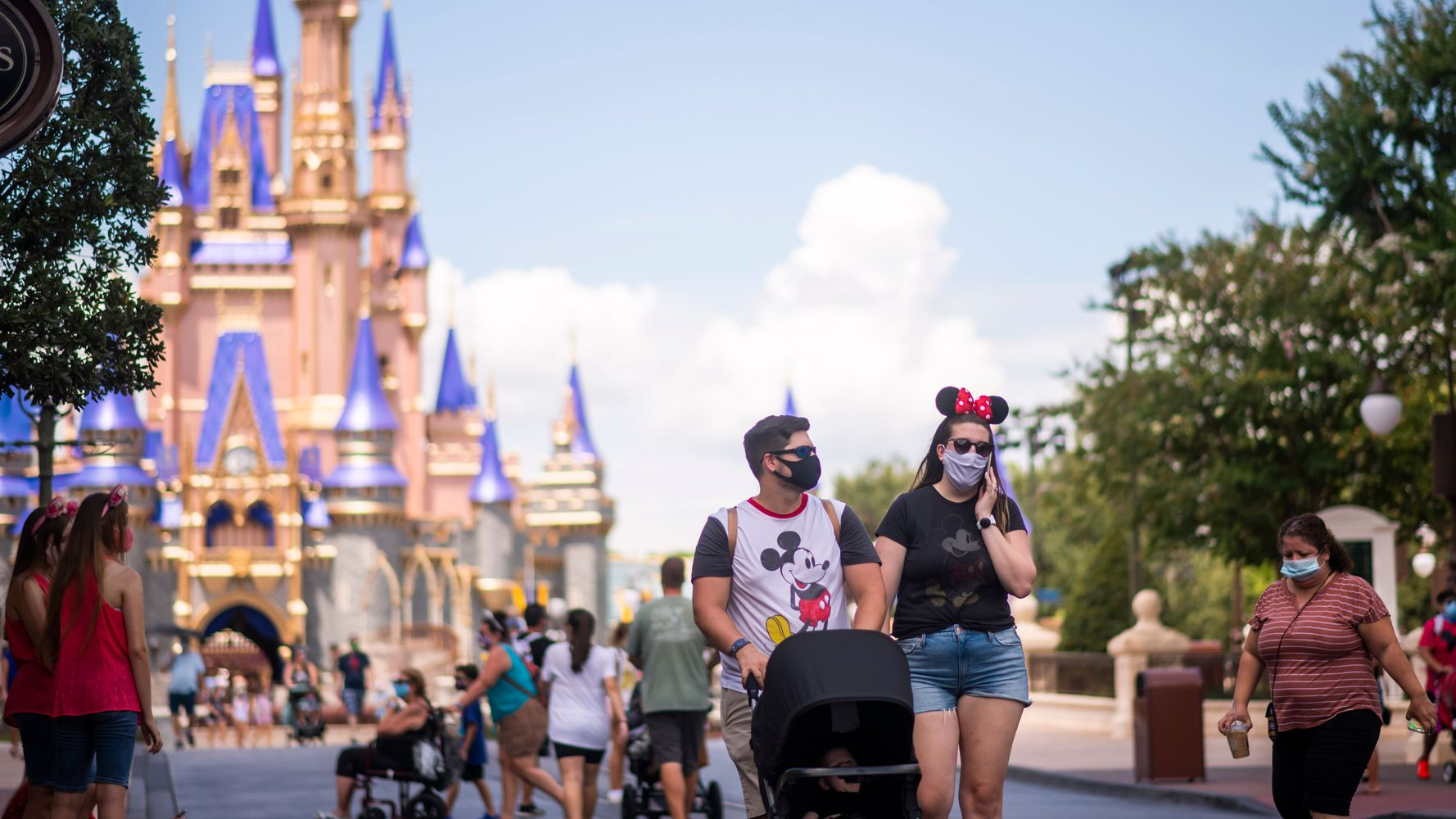 Disney To Lay Off 32,000 Workers As Coronavirus Pandemic Hits Theme Parks - HuffPost