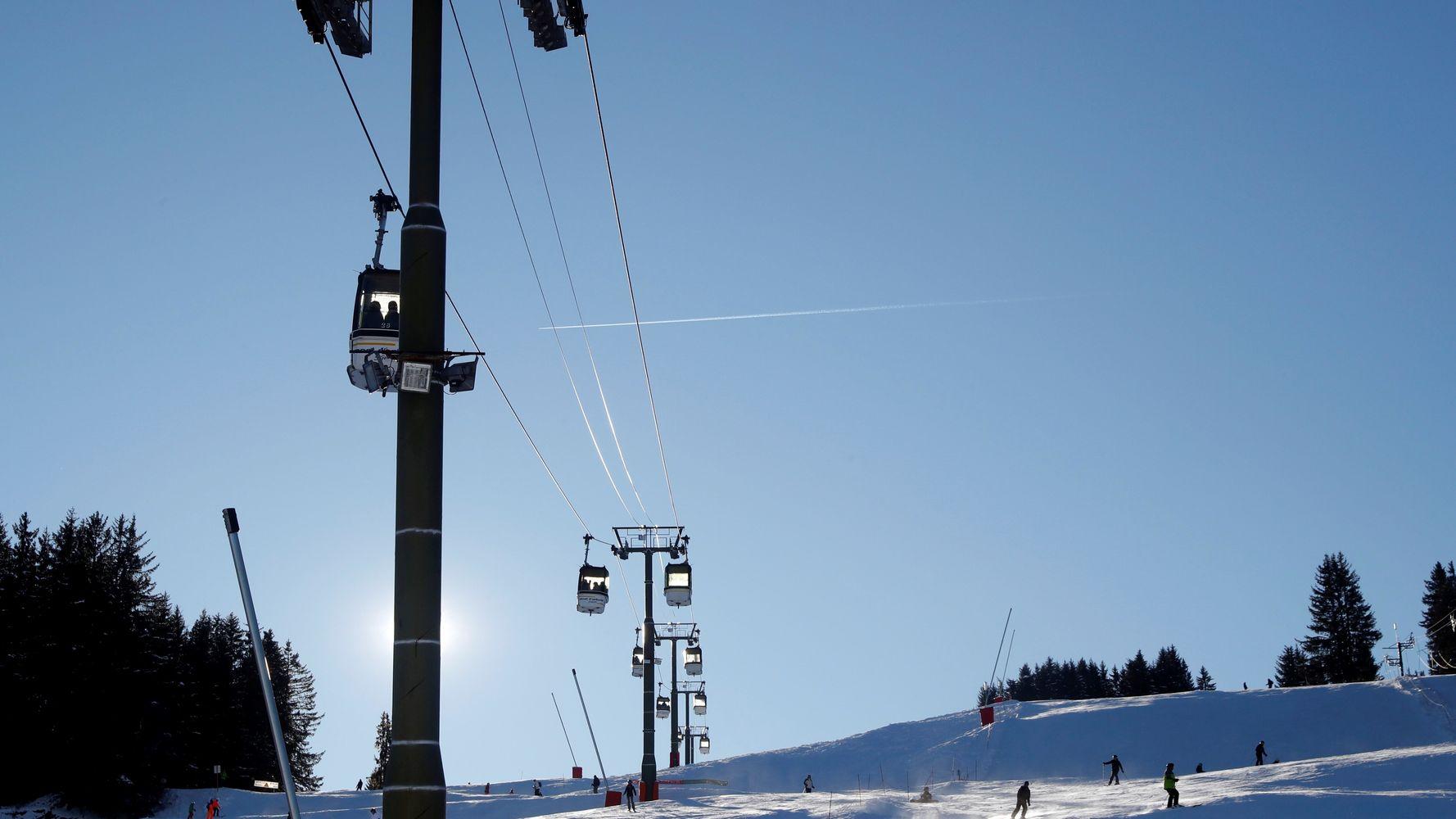 Estrosi veut réserver les stations de ski d'Isola 2000 et Auron aux habitants des Alpes-Maritimes
