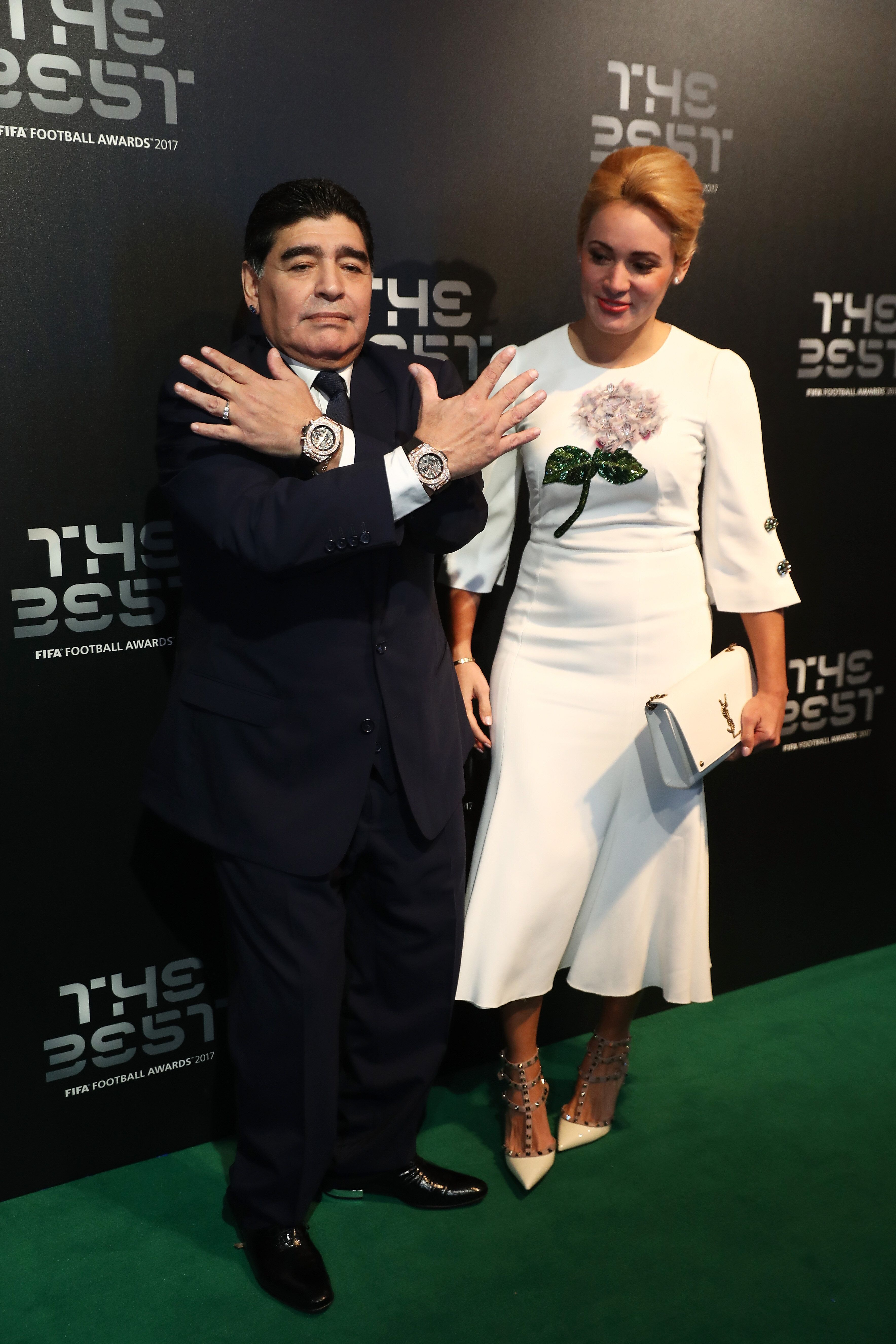 La gran incógnita de la herencia de Maradona