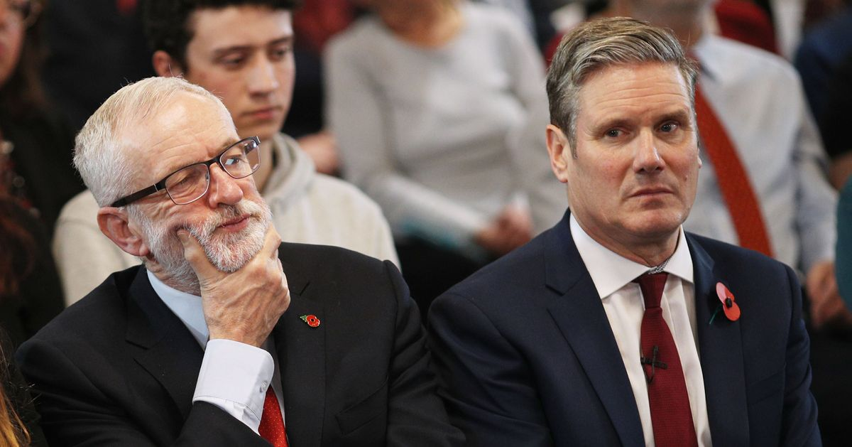 Labour Bans Local Party Motions About Corbyn Reinstatement