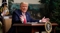 Unthankful Trump Refuses To Say If He Will Attend Biden
