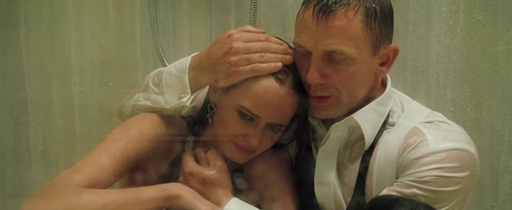 Dr Julian Oldmeadow links sitting in the shower with both cleansing the psych and gaining comfort.