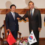 박병석이 '중국발 미세먼지' 대응 요구하자 왕이는 이렇게