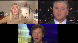 'Daily Show' Imagines Thanksgiving Video Calls With Fox News