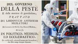 Leggere Muratori sulla peste e ritrovarsi nell'Italia del 2020 (di C.
