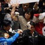 Ταϊβάν: Γροθιές και άντερα στην